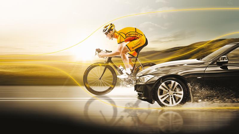 Aidez Continental à rendre le trafic plus sûr et gagnez de beaux prix !