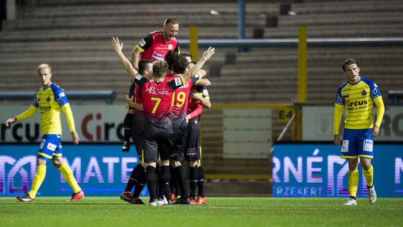 Amateurclub kegelt Waasland-Beveren uit de Croky Cup