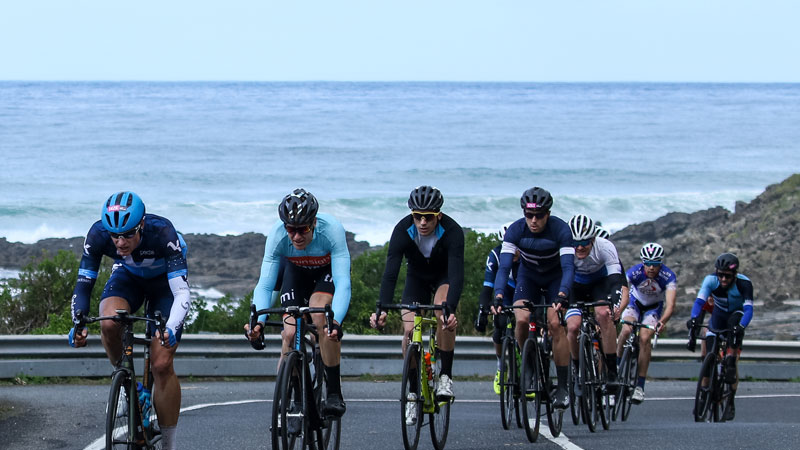 Wiggle Amy Granfondo: 4000 coureurs sur le Great Ocean Road