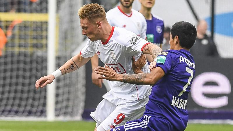 18u LIVE: Anderlecht - Standard