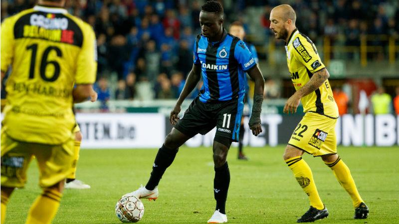 Samenvatting Club Brugge - Sporting Lokeren