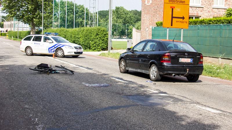 Vlaanderen wordt veiliger, maar niet voor fietsers...