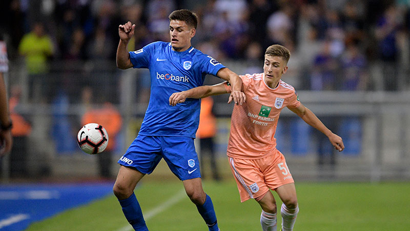 Samenvatting Genk - Anderlecht