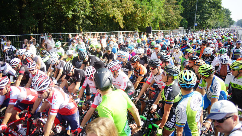 Poznan Bike challenge to test Worlds courses