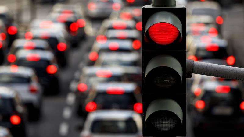 Wanneer negeren fietsers het rood licht?
