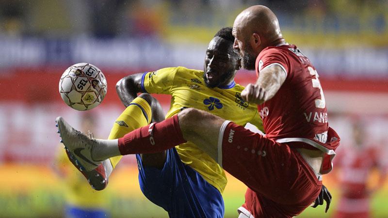 STVV smeert Antwerp eerste nederlaag aan