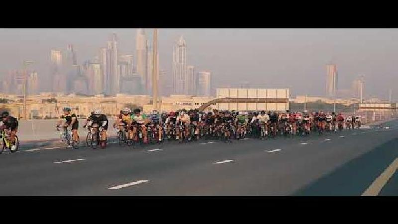 Spinneys Dubai 92 Cycle Challenge 2018
