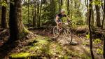 Extra lange Marathon en graveltocht in Roc d'Ardenne