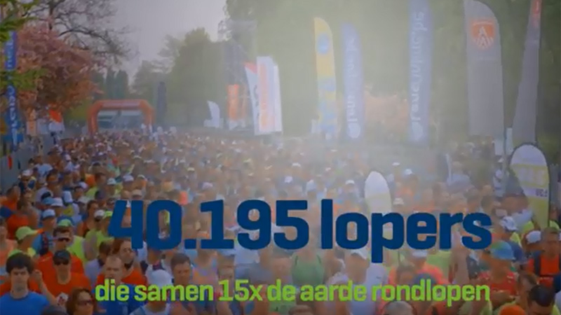 Aftermovie Antwerp 10 Miles & Marathon 2018