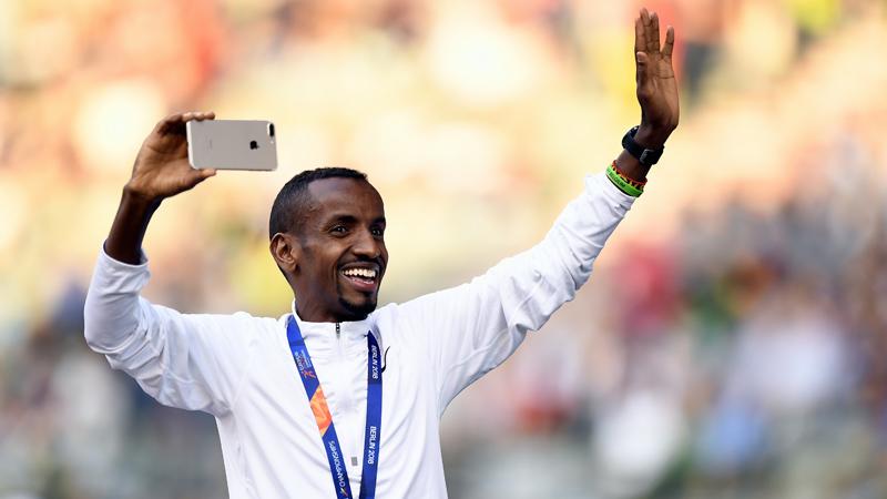 Bashir Abdi trekt met vertrouwen naar London Marathon