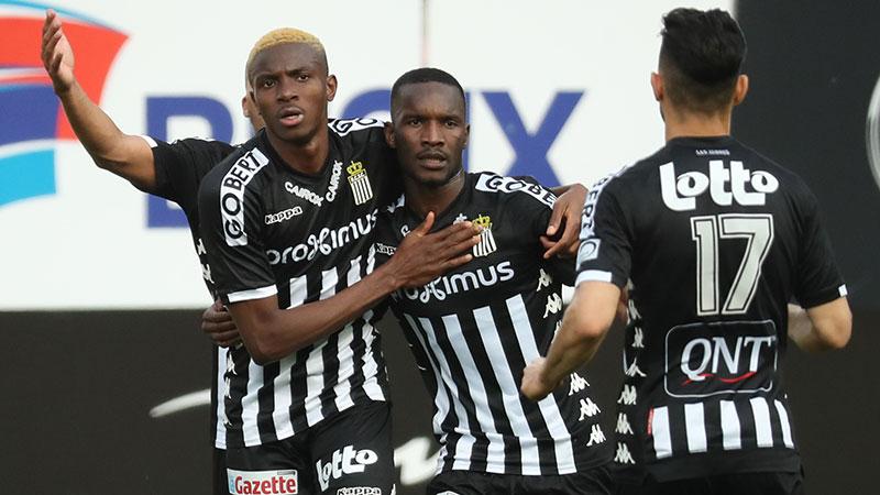 Charleroi domine aisément le Beerschot-Wilrijk