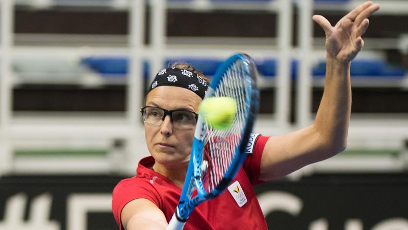 Kirsten Flipkens file rapidement vers le 2e tour à Monterrey