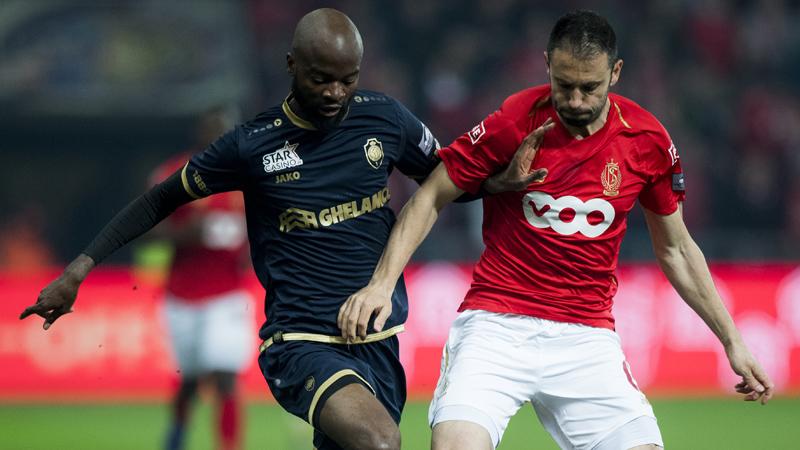Le Standard et l'Antwerp à l'amende