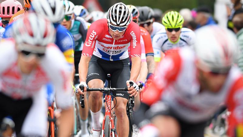 Drie topfavorieten in 54ste Amstel Gold Race