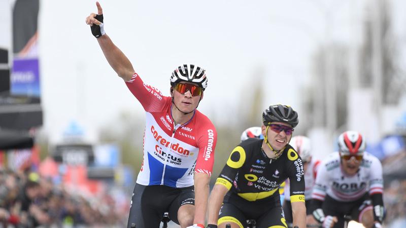 Mathieu van der Poel remporte la Flèche Brabançonne