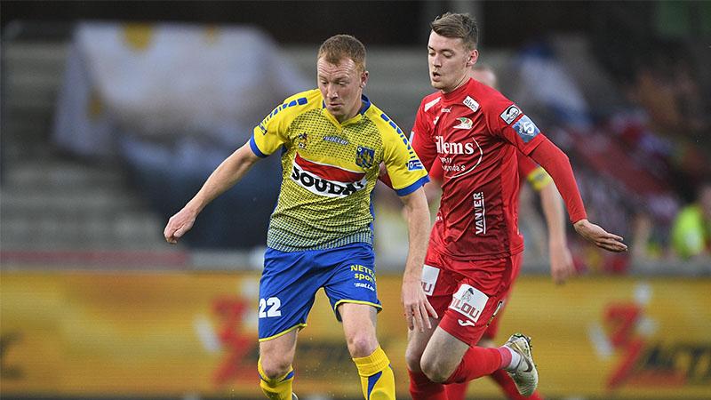 Westerlo en KV Oostende komen niet tot scoren