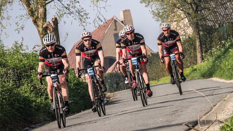 Record d'affluence pour la Brabantse Pijl Cyclo ensoleillée