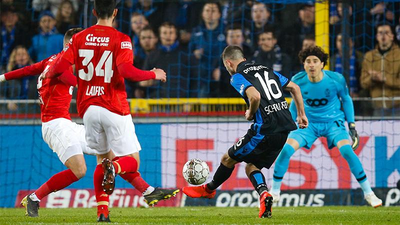 Samenvatting Club Brugge - Standard