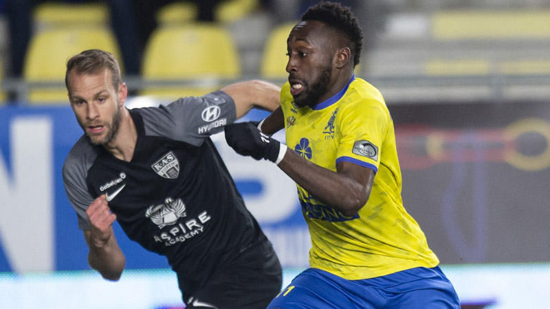 20h30 EN DIRECT: Eupen - Saint-Trond
