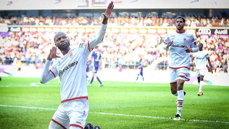 Samenvatting Anderlecht - Antwerp