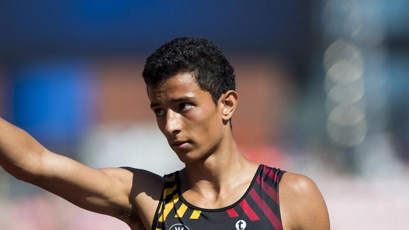Vier broers Borlée winnen hun eerste collectieve 4x400m