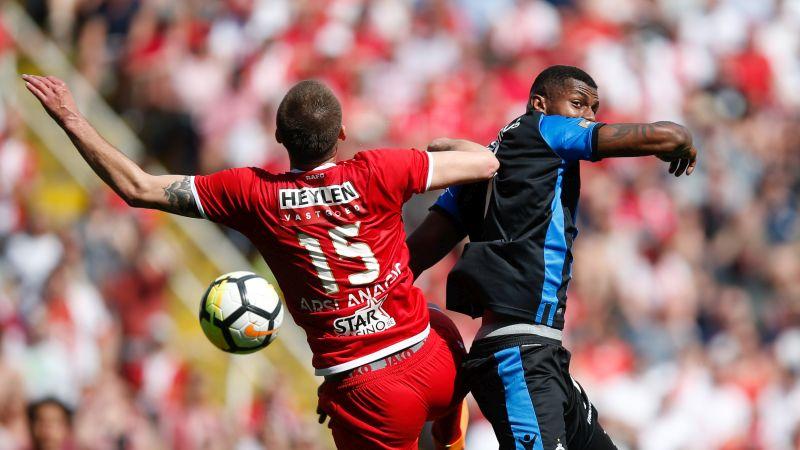 Genk et le Standard grands vainqueurs d'Antwerp - FC Bruges (0-0)