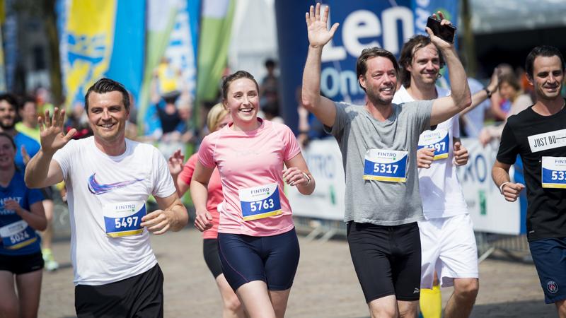 Fintro Stadsloop De Gentenaar pakt uit met vernieuwd snel parcours