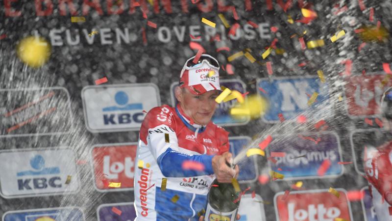 Van der Poel: 'Plus la course est dure, plus je suis rapide'