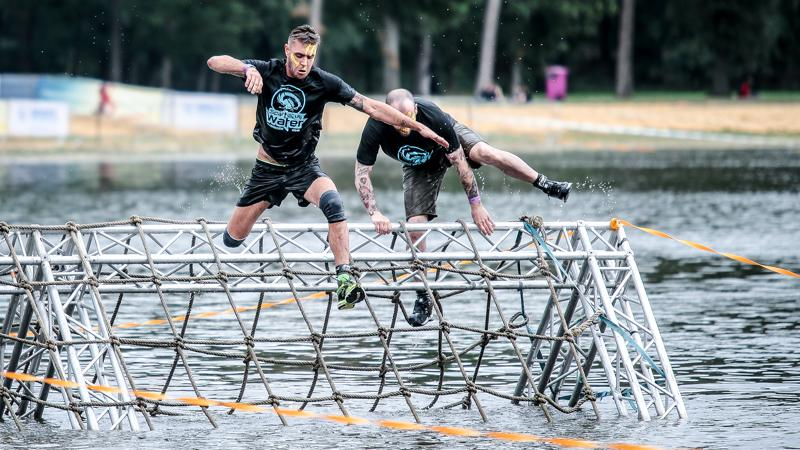 Spartacus Water bezorgt deelnemers dolle waterpret in Averbode