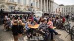 Brouwerij Lindemans fietst opnieuw voor duurzame mobiliteit op Autoloze Zondag