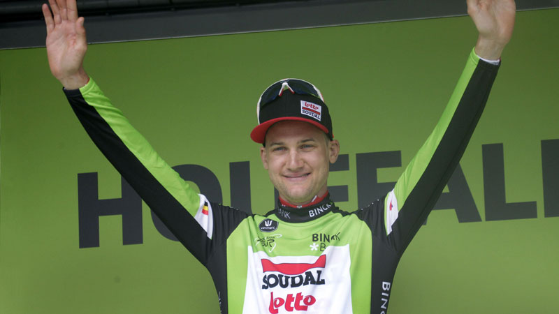 Wellens: 'This victory is for Bjorg'