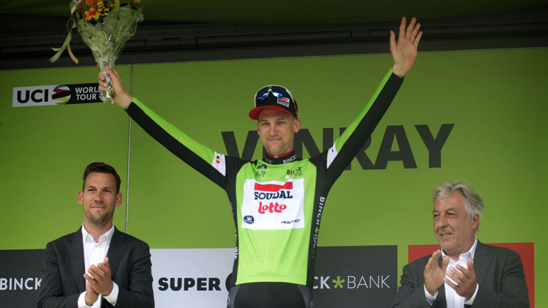Wellens: 'This fast stage will stay in the legs'