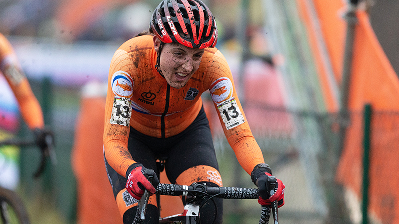Nederlands kampioene treedt toe tot Telenet Fidea Lions en Trek-Segafredo