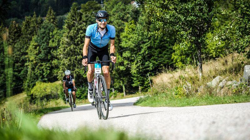 Climbing for Life Vosges: 2.500 Belges à vélo dans et autour de Belfort