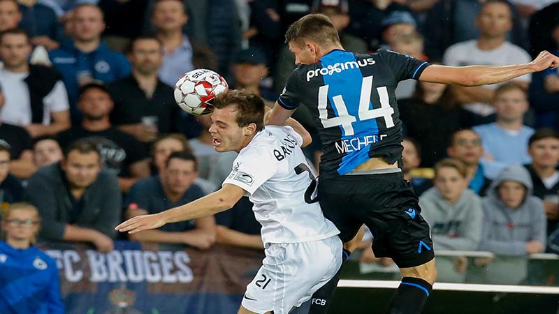 Samenvatting Club Brugge - KAS Eupen