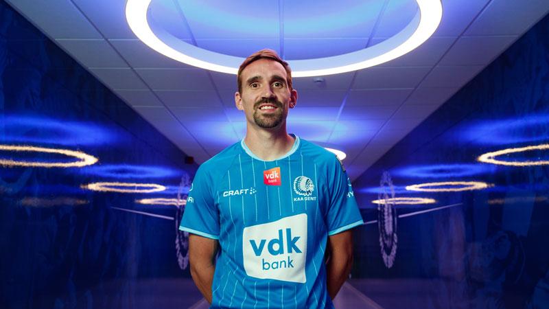 Kums keert terug naar AA Gent