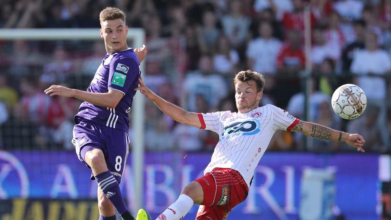18u LIVE: KV Kortrijk - Anderlecht