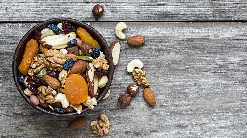 Voeding voor een fit en sterk lichaam