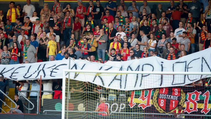 KV Ostende - FC Malines