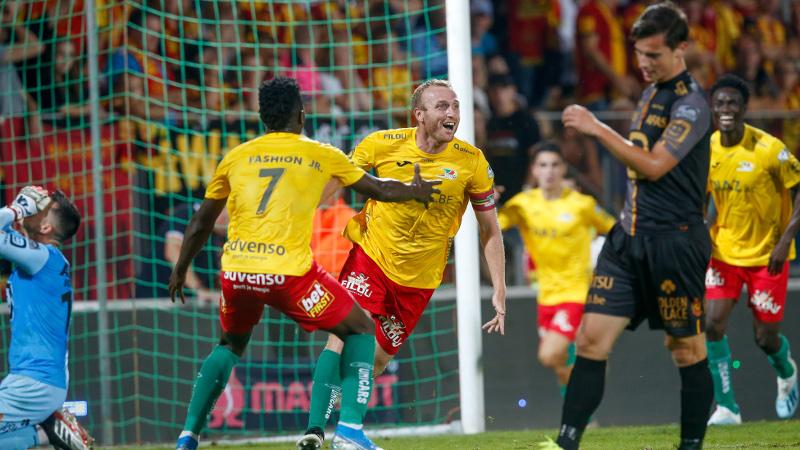Ostende inflige une première défaite à Malines