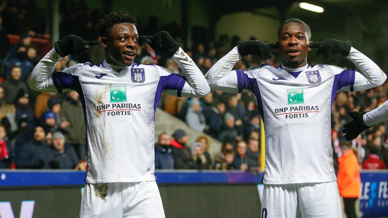 Anderlecht wint in Croky Cup, maar verliest Kompany