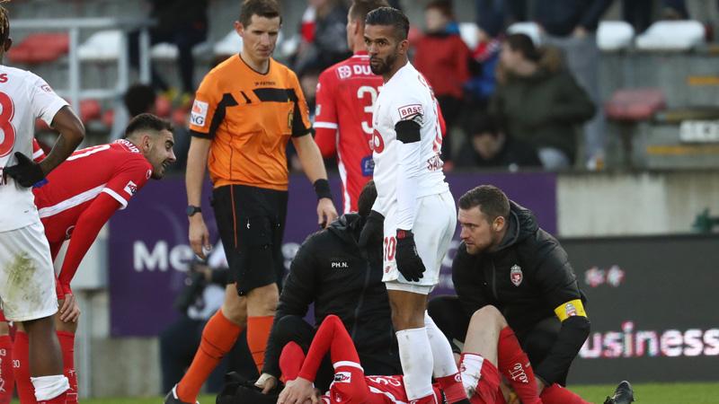 Mpoku et Carcela risquent 3 matchs