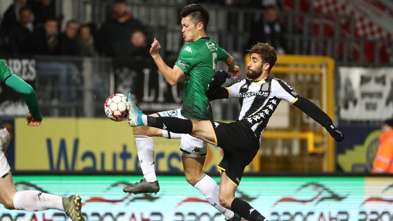 Makkelijke zege voor Charleroi tegen Cercle