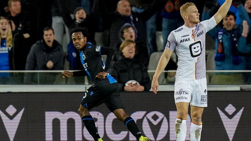 Le FC Bruges s'impose sans forcer
