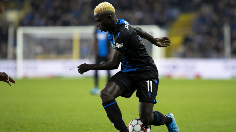 Clement rekent niet op Diatta tegen KV Mechelen