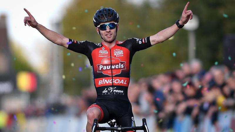 La révélation de la saison Eli Iserbyt au départ à Zonhoven