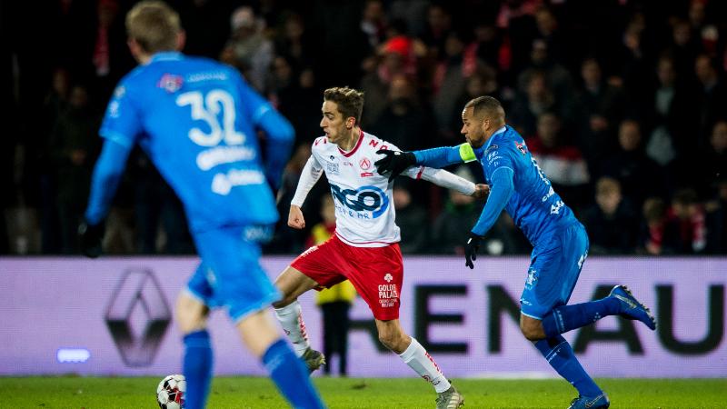KV Kortrijk - KAA Gent