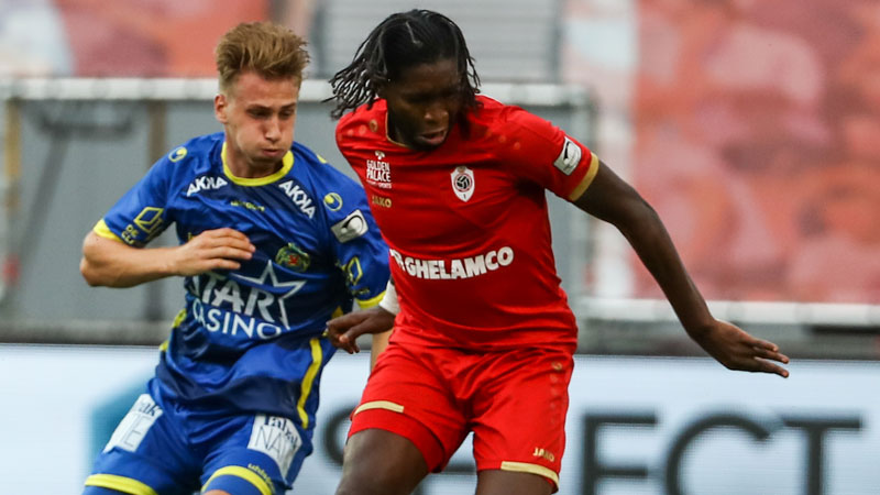 EN DIRECT 20h30: Waasland-Beveren - Antwerp