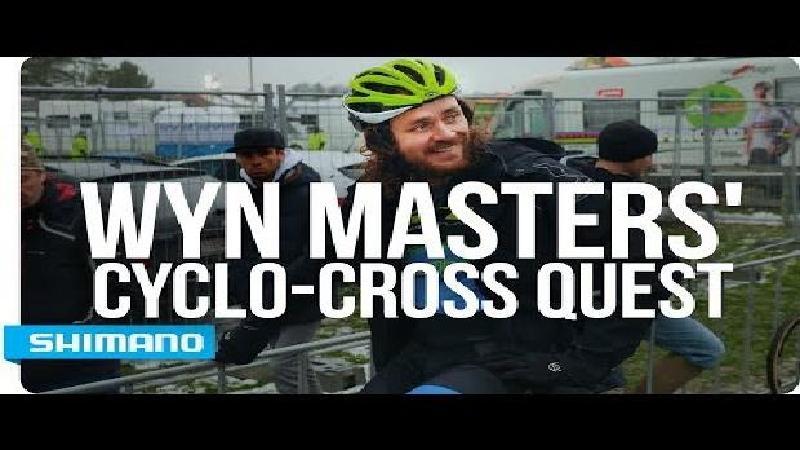 Wat gebeurt er als een downhiller de cross in Zonhoven rijdt? (VIDEO)