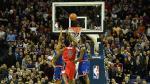 Les Lakers se paient les Rockets